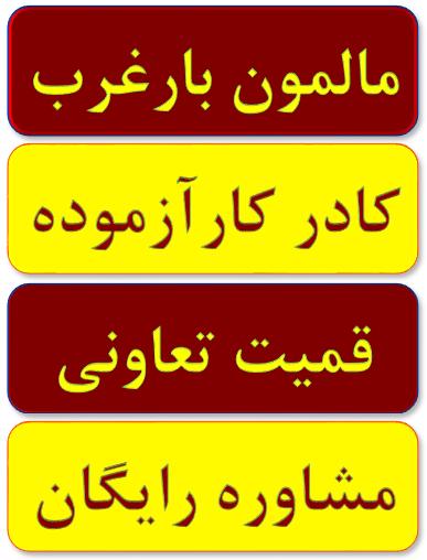 اتوبار و باربری تهران